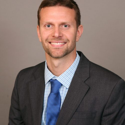 Dr. Jeffrey Colin Headshot